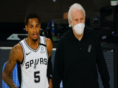 NBA: For first time in 23 seasons, San Antonio Spurs miss playoffs; Portland Trail Blazers, Memphis Grizzlies advance to play-in tournament