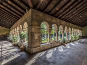 """<p>Located on four acres overlooking the Hudson River in Upper Manhattan's Fort Tryon Park, this <a href=""""https://www.tripadvisor.com/Attraction_Review-g60763-d106609-Reviews-The_Met_Cloisters-New_York_City_New_York.html"""" rel=""""nofollow noopener"""" target=""""_blank"""" data-ylk=""""slk:annex of the"""" class=""""link rapid-noclick-resp"""">annex of the </a><span class=""""redactor-unlink""""><a href=""""https://www.tripadvisor.com/Attraction_Review-g60763-d106609-Reviews-The_Met_Cloisters-New_York_City_New_York.html"""" rel=""""nofollow noopener"""" target=""""_blank"""" data-ylk=""""slk:Metropolitan Museum of Art"""" class=""""link rapid-noclick-resp"""">Metropolitan Museum of Art</a></span> includes four cloisters and a group of reconstructed chapels and halls from medieval French monasteries and abbeys. </p>"""