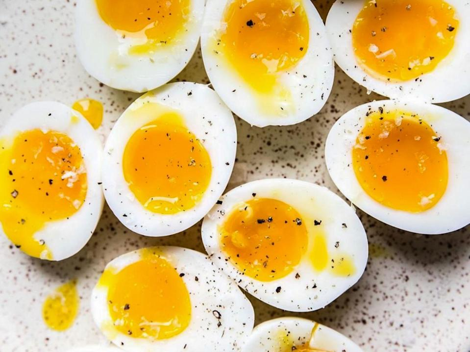 <p>You'll probably want to moderate your intake since egg yolks do have a lot of cholesterol. But the perk for yolks is that they are full of zinc and selenium, both of which can increase your immunity. </p>