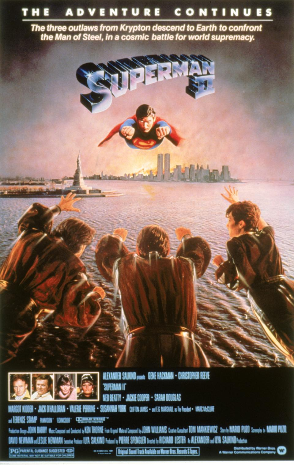 Superman II (Warner Bros.)