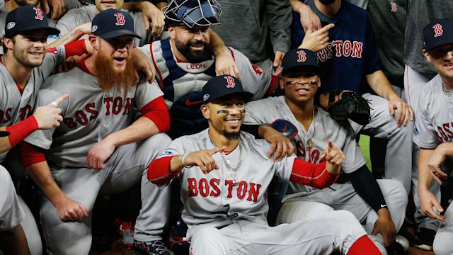 As the Boston Red Sox dominated the Houston Astros en route to an American League pennant, they will back themselves for the World Series.