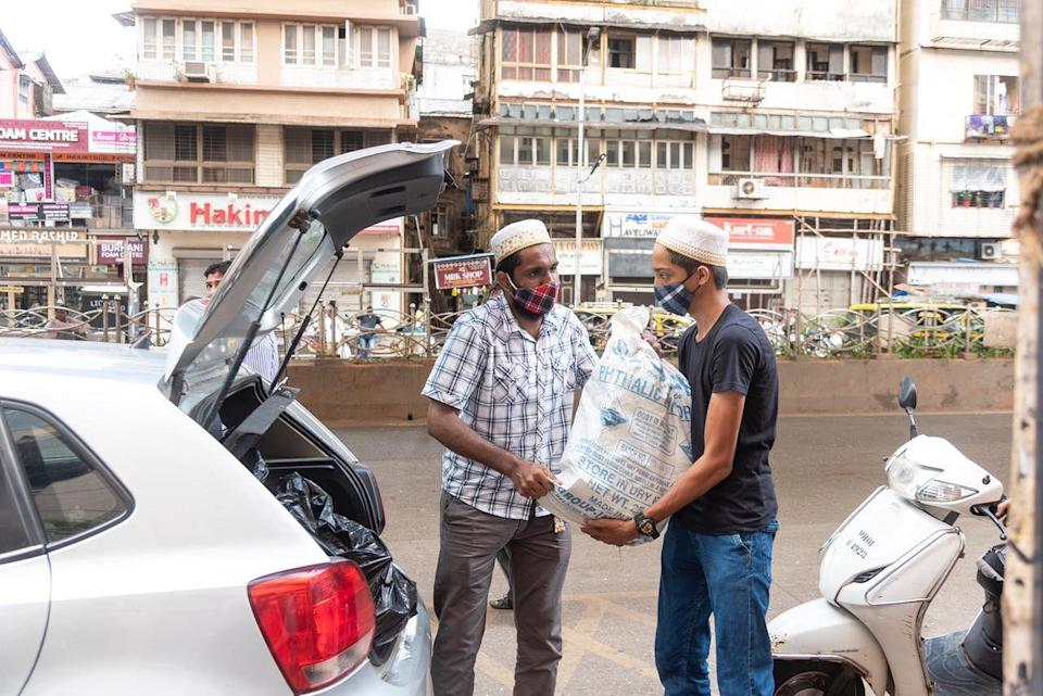 """<div class=""""paragraphs""""><p>Paper waste collected from different areas in the city were gathered at three collection points in South Mumbai.</p></div>"""