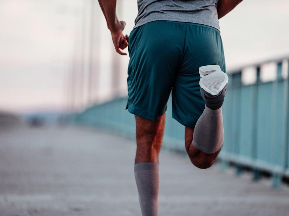 Researchers at the University of Sheffield have stressed that most people who undertake vigorous exercise do not go on to develop MND (Getty Images/iStockphoto)