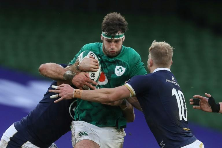 Caelan Doris man of the match in Ireland's win over Scotland exemplifies how the squad has grown over the past year says the team's head coach Andy Farrell