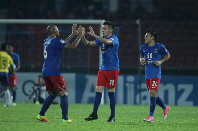Mora praised the never-say-die attitude of his players as JDT gets past the AFC Cup group stage for the third consecutive season