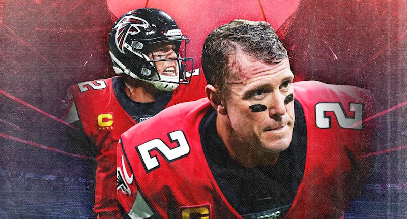 Matt Ryan has it all in front of him now. (Yahoo Sports illustration by Paul Rosales)