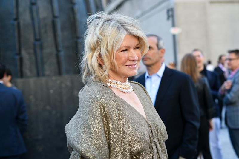 NEW YORK, NEW YORK - MAY 21: Martha Stewart attends the 2019 High Line Spring Benefit on May 21, 2019 in New York City. (Photo by Jared Siskin/Patrick McMullan via Getty Images)