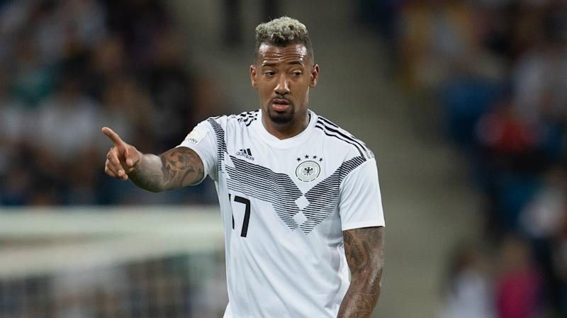 Jerome Boateng: It's 'emotional' to feel warmth and hospitality of Ghana