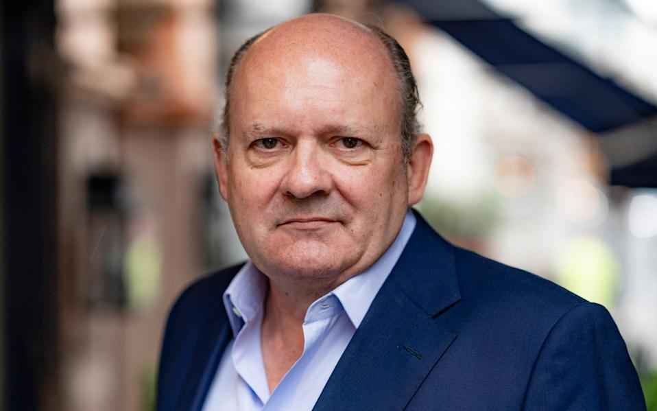 Michael Spencer voted Remain in the referendum but has since encouraged Britain to be more competitive on the global stage - Andrew Crowley