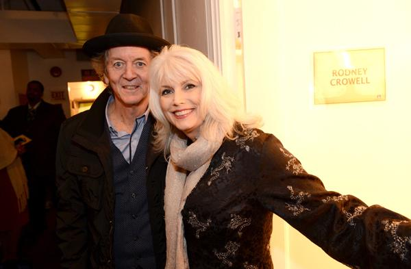 Emmylou Harris and Rodney Crowell Come Full Circle on 'Old Yellow Moon'