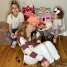 """<p>Quarantine has allowed the mom of two much more quality family time with daughters Maddie and Ivey.</p> <p>""""The circumstances suck. You don't want any type of pandemic to ever happen, but I will say the one thing that I've taken away from it — I was able to have this quality time with my family and with my children guilt-free,"""" she said during an interview with <a href=""""https://www.goodmorningamerica.com/culture/story/jamie-lynn-spears-talks-life-quarantine-daughters-sister-73898610"""" rel=""""nofollow noopener"""" target=""""_blank"""" data-ylk=""""slk:Good Morning America"""" class=""""link rapid-noclick-resp""""><em>Good Morning America</em></a>.</p> <p>She also revealed that <a href=""""https://people.com/tag/britney-spears/"""" rel=""""nofollow noopener"""" target=""""_blank"""" data-ylk=""""slk:big sister Britney"""" class=""""link rapid-noclick-resp"""">big sister Britney</a> is also """"trying to make the best and <a href=""""https://people.com/music/jamie-lynn-spears-says-sister-britney-spears-is-trying-stay-positive-quarantine/"""" rel=""""nofollow noopener"""" target=""""_blank"""" data-ylk=""""slk:stay positive during a very challenging time"""" class=""""link rapid-noclick-resp"""">stay positive during a very challenging time</a> and challenging year, and I think that that's kind of the theme of everyone right now.""""</p>"""