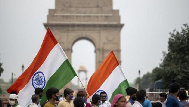India on Saturday celebrated its 74th Independence Day in a subdued manner due to the coronavirus pandemic. AFP