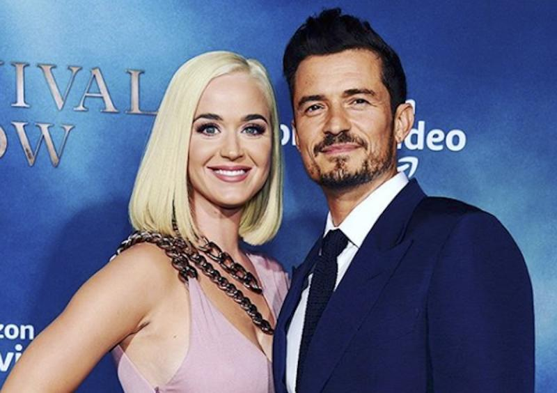 Orlando Bloom Katy Perry matrimonio