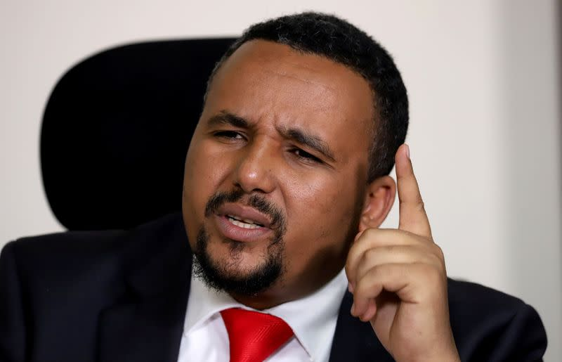 Ethiopia files terrorism charges against leading opposition activist