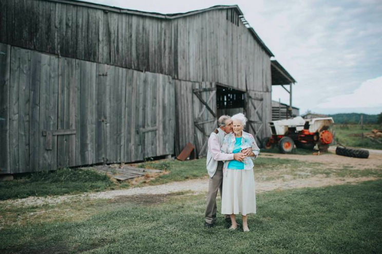 How sweet are these pictures? [Photo: Facebook/ Love What Matters]