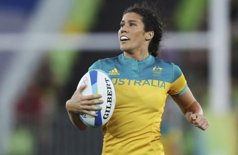 Sevens Olympic champion Caslick fractures back playing league