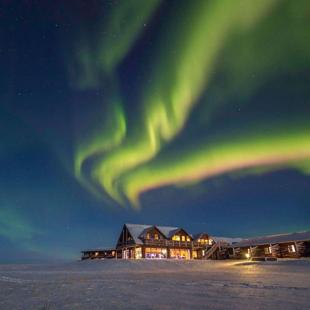PHOTO: Hotel Rangá is a resort located in south Iceland. (Hotel Rangá)