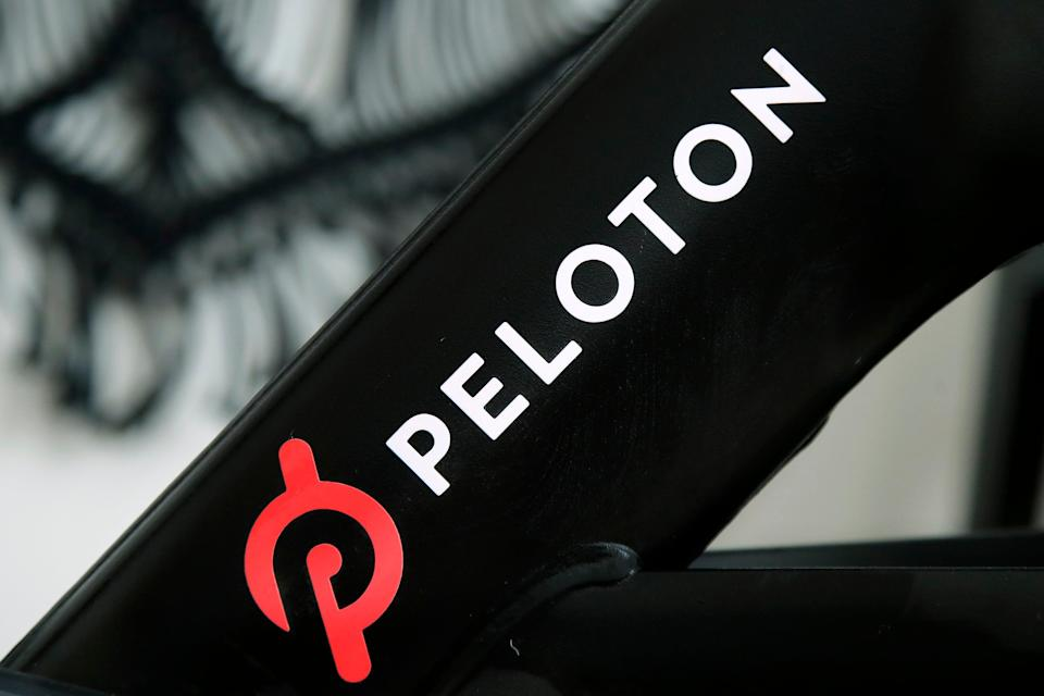 Peloton Safety Warning (Copyright 2019 The Associated Press. All rights reserved)