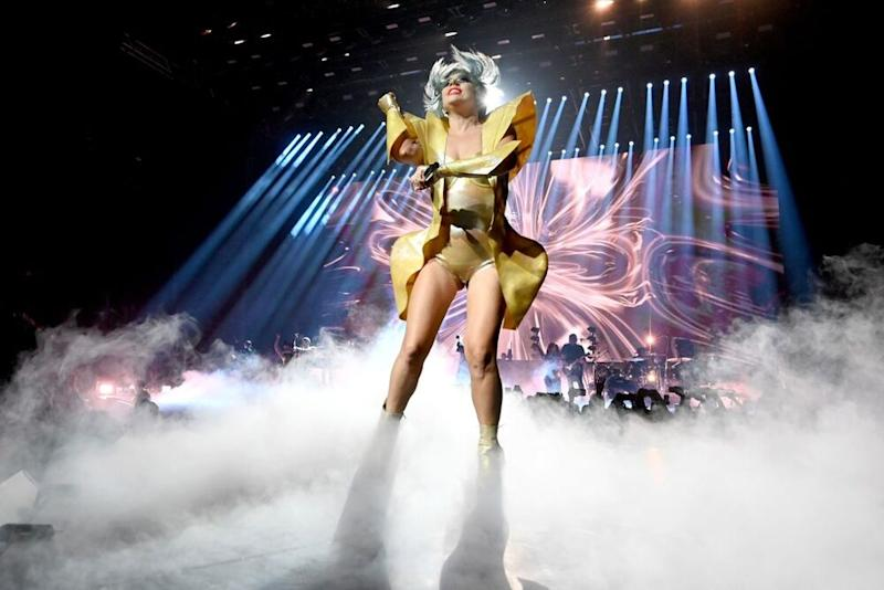 Lady Gaga | Kevin Mazur/Getty Images