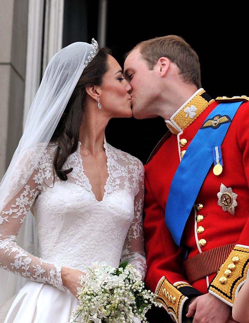 <strong>The wedding of Prince William and Catherine Middleton took place on 29 April 2011</strong> (PA Wire/PA Images)