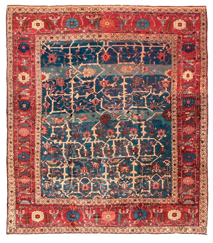 Serapi 13299 rug; price upon request. woven.is
