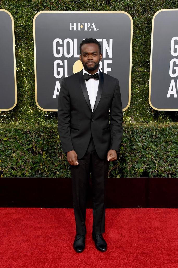 <p>William Jackson Harper attends the 76th Annual Golden Globe Awards at the Beverly Hilton Hotel in Beverly Hills, Calif., on Jan. 6, 2019. (Photo: Getty Images) </p>