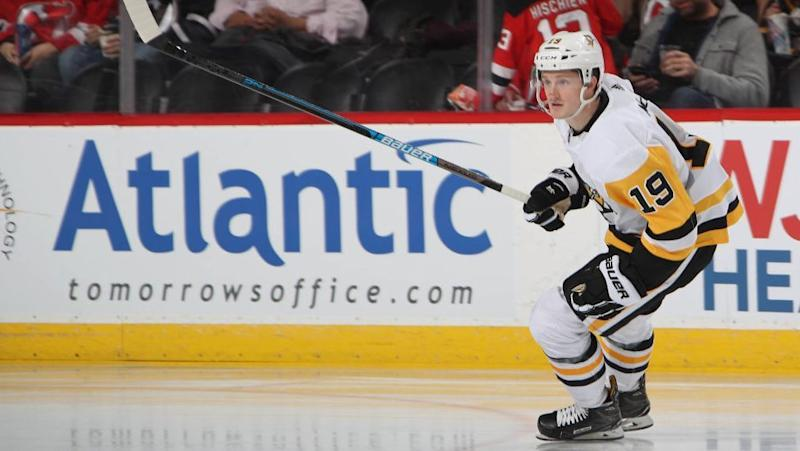 Penguins re-sign Jared McCann to 2-year deal