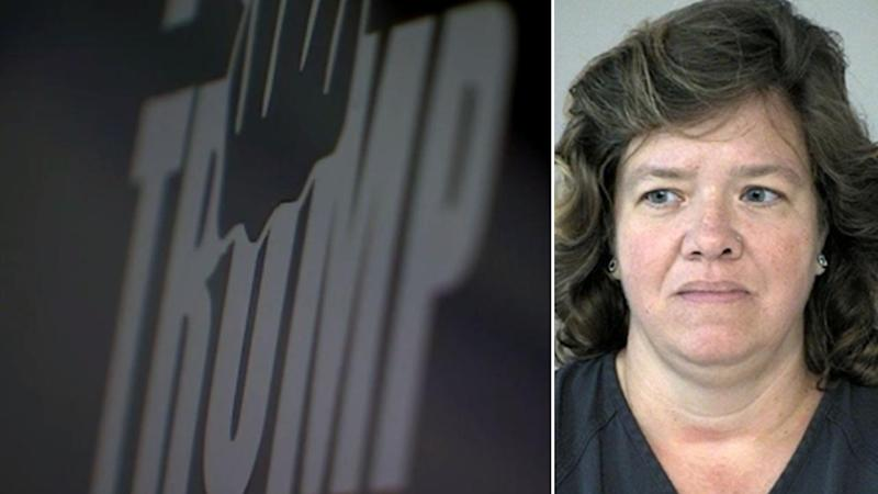 Woman Who Was Arrested With 'F*** Trump' Bumper Sticker Released From Jail: 'People Abuse the Badge'