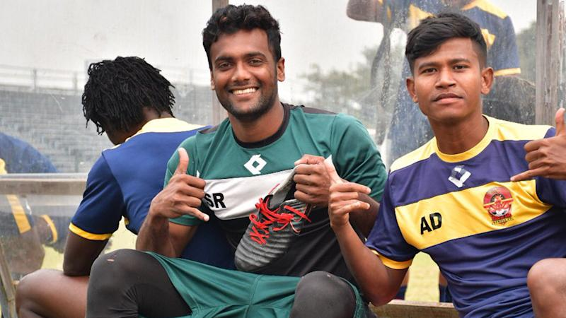 Churchill Brothers sign former Kerala Blasters goalkeeper Shibinraj Kunniyil