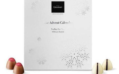 Chocolate Advent Calendar for Two - Credit: Hotel Chocolat