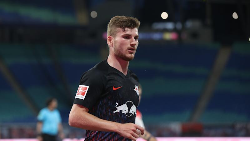 Timo Werner RB Leipzig 17062020