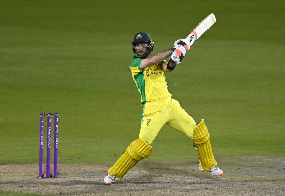 Australia's Glenn Maxwell will be absent from the tournament (PA Archive)