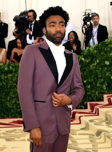 <p>Childish Gambino is the musical alter ego of actor and writer Donald Glover.</p>