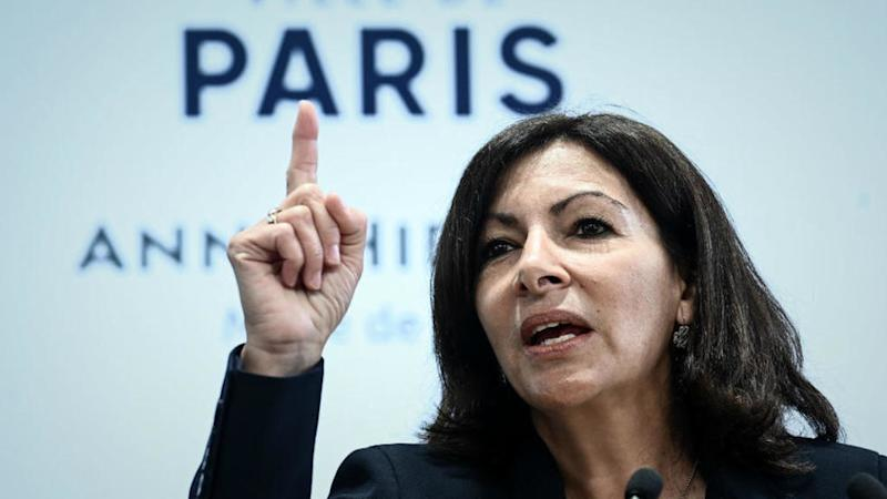 Paris mayor troubled by new Olympic sponsor Airbnb, vows referendum on home-sharing firm