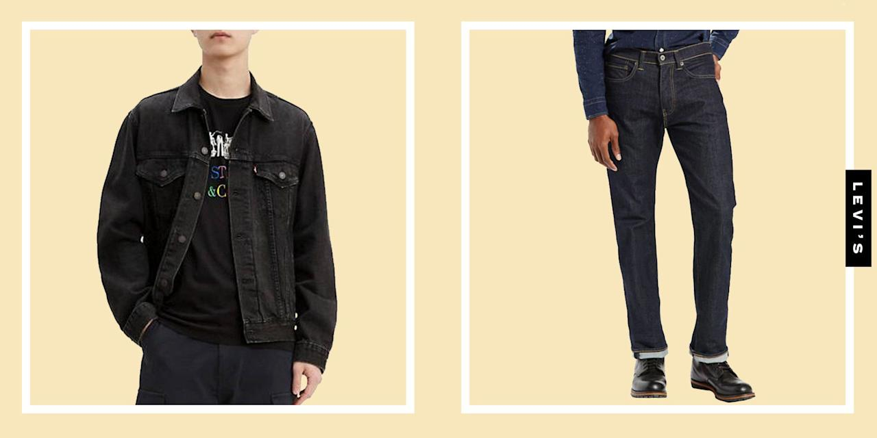 """<p>When Levi's does a <a href=""""https://www.levi.com/US/en_US/deals/men/c/levi_clothing_men_deals_us"""" target=""""_blank"""">warehouse sale</a>, it's time to take a moment out of your day and start shopping. That spreadsheet? It can wait. Masochistically refreshing the news? Never a great call, but even less necessary right now. Instead, hit up this massive sale and get yourself some new jeans, or a tee, or a sweatshirt. The prices are seriously impressive, with loads of denim for under $25 and even more for just a few bucks more than that. And a logo tee? Less than a tenner. Not bad. Stuff moves fast, though, so you want to get your cart filled just as quickly. In service of that, here are 10 of our favorite not-sold-out-yet deals. </p>"""