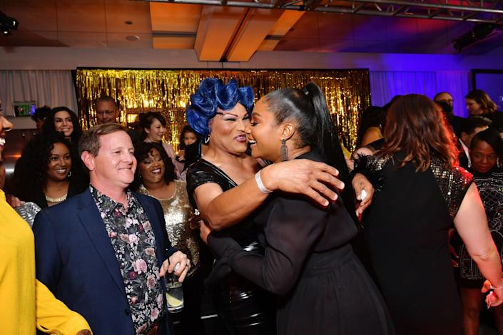 Tiffany Haddish: Black Mitzvah at SLS Hotel on December 03, 2019 in Beverly Hills, California.