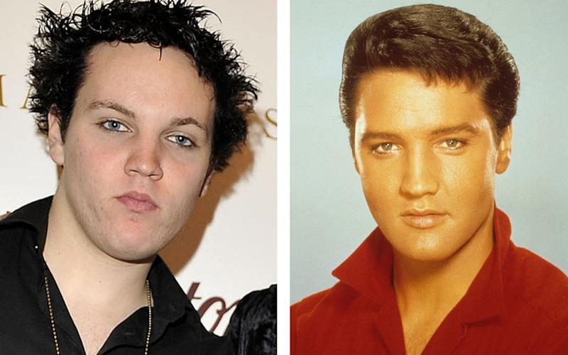 Benjamin Keough, the only grandson of music legend Elvis Presley, has died - Chab/DSN/ZDS