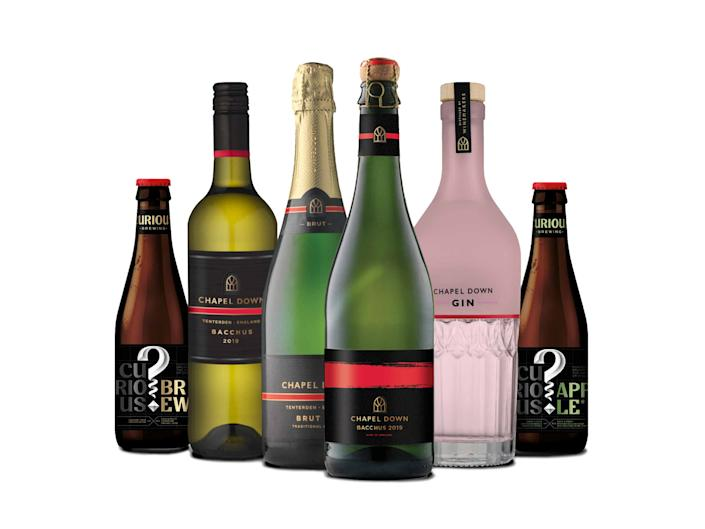 <p>Not sure what you like? Try this starter case to get a taste</p>Chapel Down