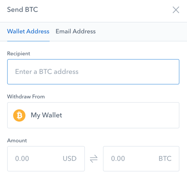 Not known Factual Statements About Transfer Bitcoin From Coinbase To Ledger Nano S