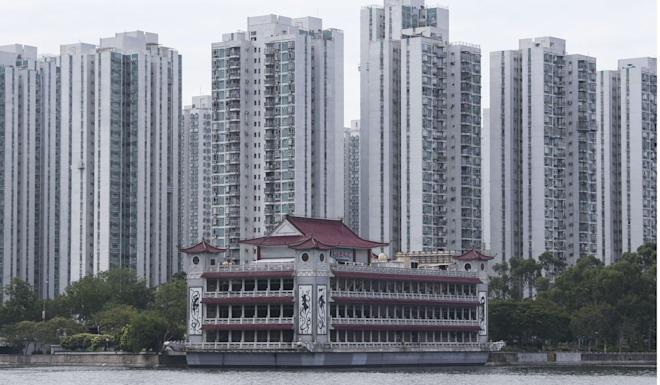 City One in Sha Tin is a typically middle-class area of Hong Kong. Photo: David Wong