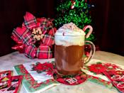"""<p>This holiday, you can snag some seasonal kitsch at Soho's <a href=""""http://thelatelate.com/"""" rel=""""nofollow noopener"""" target=""""_blank"""" data-ylk=""""slk:The Late Late"""" class=""""link rapid-noclick-resp"""">The Late Late</a> with oodles of fun, funky decorations and specialty seasonal cocktails including the Oh, F...udge! with Hennessy VSOP, Green Chartreuse, hot chocolate, marshmallow meringue and peppermint candy. Throughout the season the bar will also be accepting Toys for Tots donations, culminating in their 5th annual holiday party on December 19th—all you need to get in to the music-, poetry-, and fun-filled bash? A toy donation for Toys for Tots. Now that's some Christmas cheer that lasts. </p><p><em>Open through January 20, 2020. 159 E Houston Street.</em></p>"""