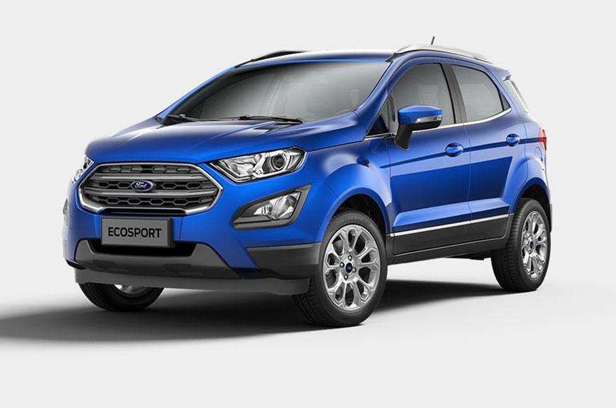 <p>Ford Ecosport Facelift, Expected Price: ₹ 6.9 – 10.5 lakhs (Estimated Ex-Showroom Price) </p>