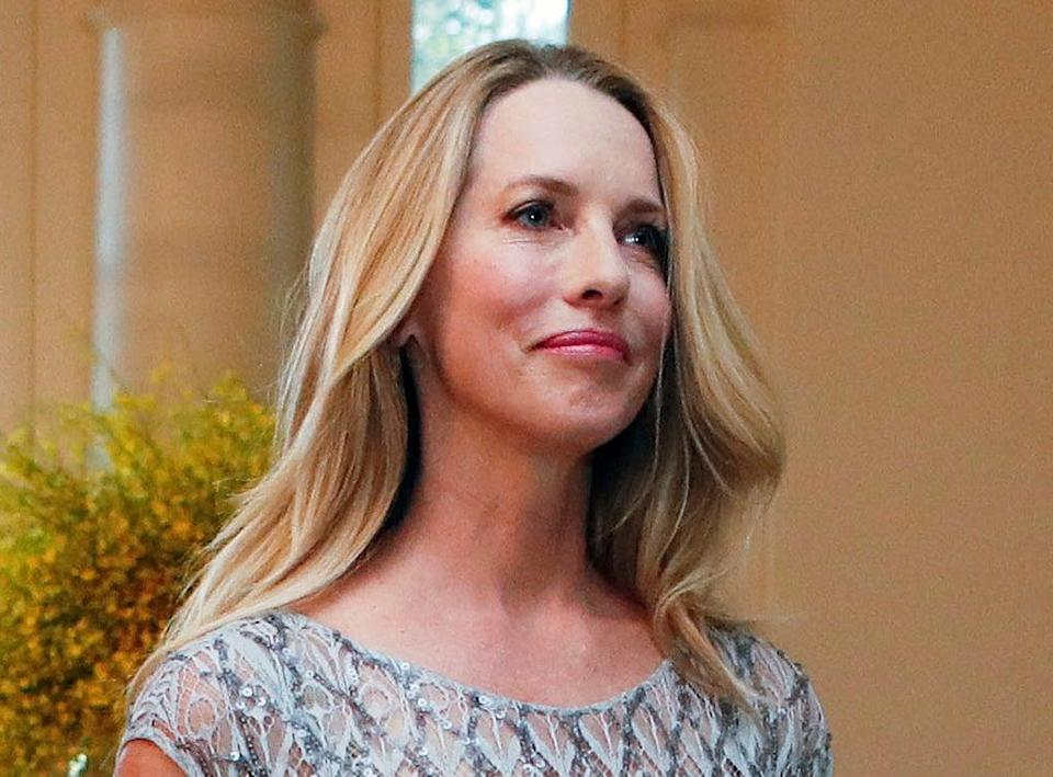 Philanthropy Laurene Powell Jobs (Copyright 2016 The Associated Press. All rights reserved. This material may not be published, broadcast, rewritten or redistribu)