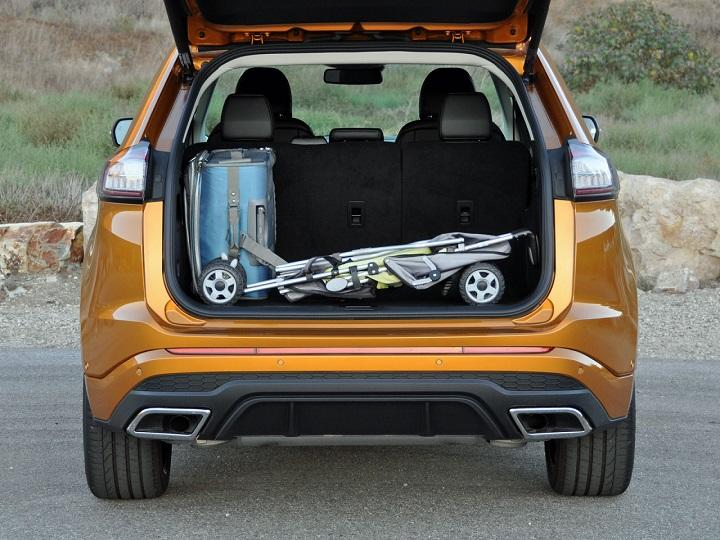 Ford Edge Sport Cargo Area Photo