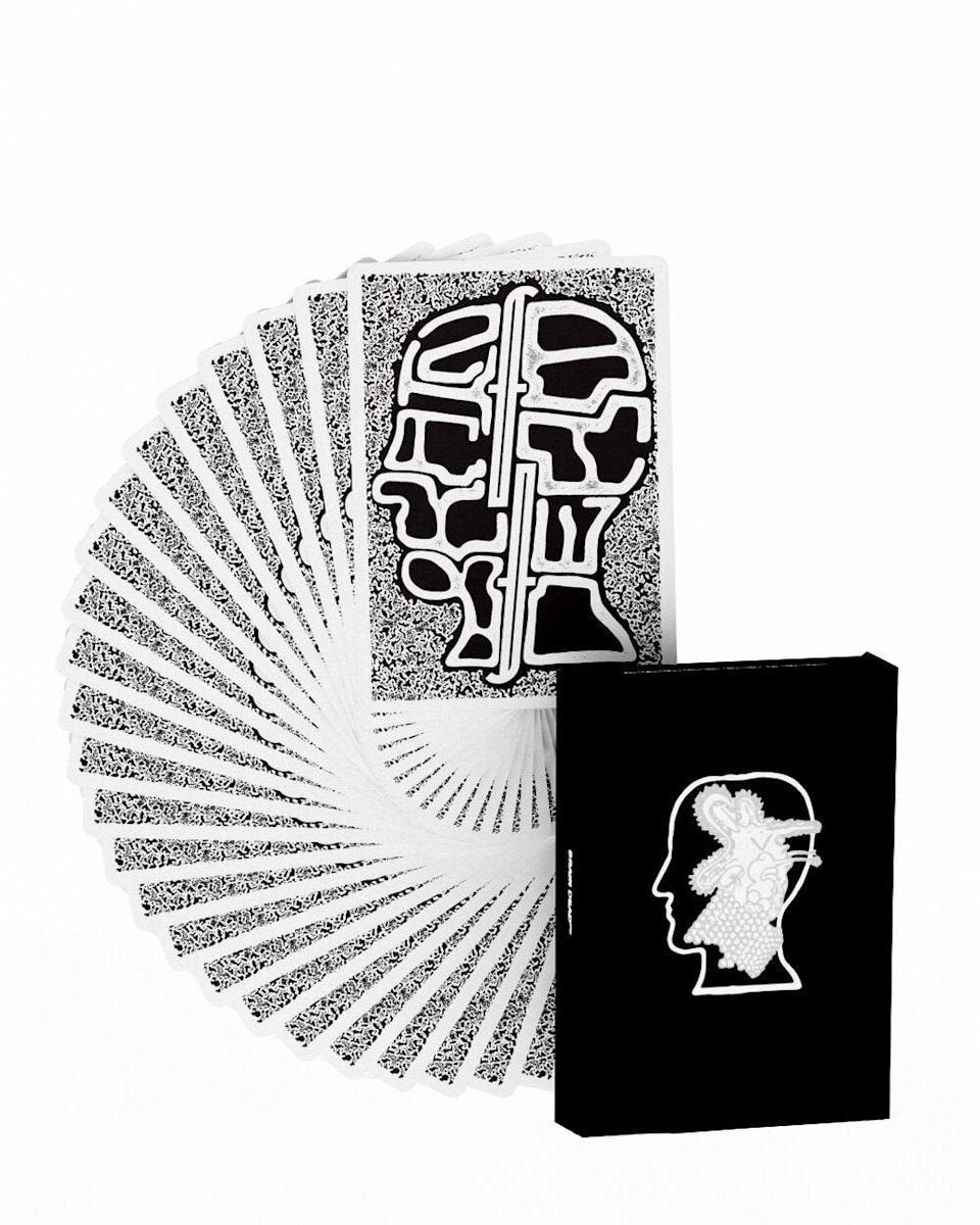 "<div class=""caption""> Playing Cards by Fontaine and Brain Dead </div> <cite class=""credit"">Courtesy of Fontaine</cite>"