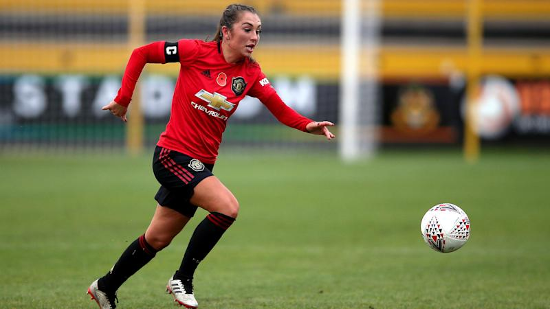 Katie Zelem withdraws from England training camp after positive Covid-19 test
