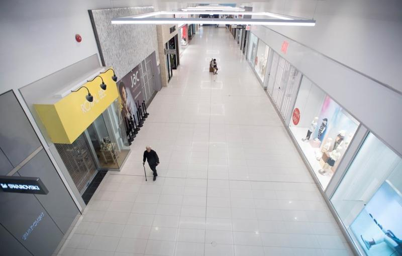 Masks and closed fitting rooms: Reopened retail to look vastly different