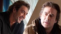 <p>You'll have seen Javier Bardem in movies like <em>mother!</em>, <em>Skyfall</em> and<em> Vicky Christina Barcelona</em>. Meanwhile, Jeffrey Dean Morgan has popped up in <em>Watchmen</em>, <em>Rampage</em> and <em>The Walking Dead</em>. </p>