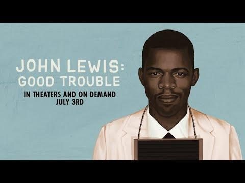 """<p>John Lewis, who passed away this past summer, is a political and civil rights legend. Or, more accurately? Just a legend. Period. <em>John Lewis: Good Trouble </em>captures the U.S. Representative's fight to make change in this country, from the front lines of the most important movements of the past 60 years.</p><p><a class=""""link rapid-noclick-resp"""" href=""""https://www.amazon.com/John-Lewis-Good-Trouble/dp/B087QQQVKC?tag=syn-yahoo-20&ascsubtag=%5Bartid%7C10054.g.30607975%5Bsrc%7Cyahoo-us"""" rel=""""nofollow noopener"""" target=""""_blank"""" data-ylk=""""slk:Watch Now"""">Watch Now</a></p><p><a href=""""https://www.youtube.com/watch?v=z_oEkOdIXdo"""" rel=""""nofollow noopener"""" target=""""_blank"""" data-ylk=""""slk:See the original post on Youtube"""" class=""""link rapid-noclick-resp"""">See the original post on Youtube</a></p>"""