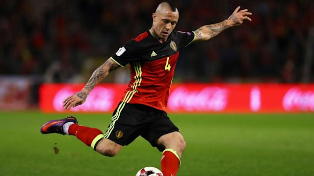 Roma midfielder Radja Nainggolan has called time on his international career after Roberto Martinez dropped him for the 2018 World Cup.